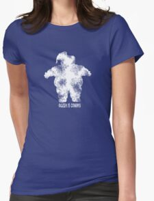 Gozer is Coming Womens Fitted T-Shirt