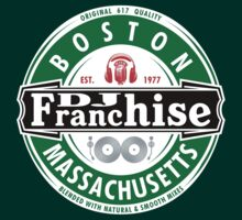 DJ Franchise Radio (WFRN) by abstraq6