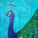 Peacock by Susan Duffey