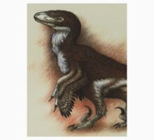 Deinonychus by Himmapaan