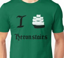 I Ship Heronstairs Unisex T-Shirt