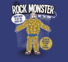 The Rock Monster  by Tom Trager