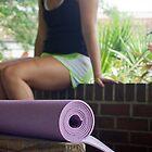 Yoga Girl by Lita Medinger