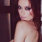 Olivia Wilde iPad Case by Tyler Coare