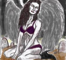 Lilith a succubus weeps 2 by richard tanzer