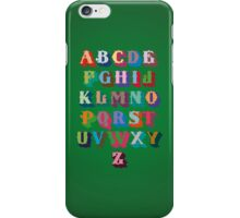pbbyc - Typograbet iPhone Case/Skin