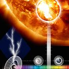 solar flare by arteology