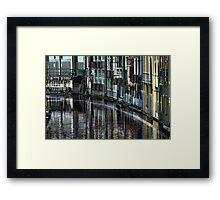Amsterdam 5 Framed Print