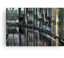 Amsterdam 5 Canvas Print