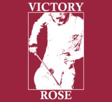 Victory Rose in White by fijamom