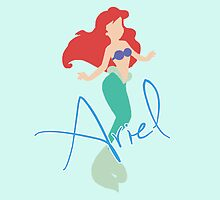 The Little Mermaid by LauraWoollin