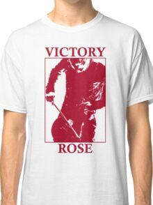Victory Rose in Red Classic T-Shirt