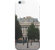 City Hall iPhone Case/Skin