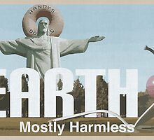 Earh (mostly harmless) by EplusC