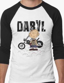 Daryl Dixon Pigpen (Peanuts) Character Men's Baseball ¾ T-Shirt