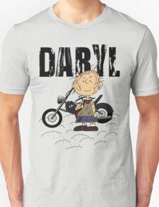 Daryl Dixon Pigpen (Peanuts) Character Unisex T-Shirt