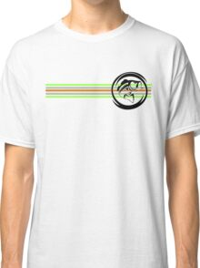 Fresh Life Bass Stripes T-Shirt Classic T-Shirt