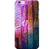spiritual journey iPhone Case/Skin
