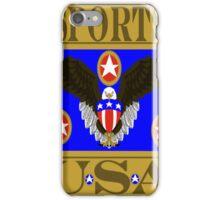 Sports USA Blue iPhone Case/Skin
