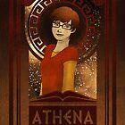 Olympia Heights: Athena by Christadaelia