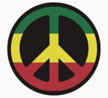 Reggae/Rasta Peace by Slave UK