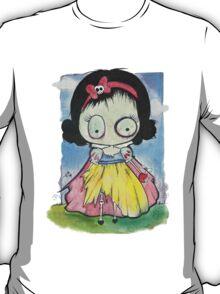 Zombie Snow White T-Shirt