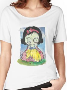 Zombie Snow White Women's Relaxed Fit T-Shirt