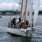 The Martha - Swiftsure 2013 by islandphotoguy
