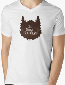 The Thigh Tickler Mens V-Neck T-Shirt