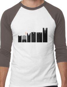 Addams Family - Simplistic  Men's Baseball ¾ T-Shirt