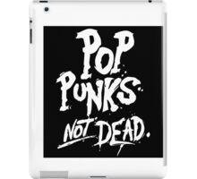 Pop Punks not dead iPad Case/Skin