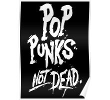 Pop Punks not dead Poster