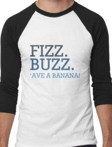 Fizz! Men's Baseball ¾ T-Shirt