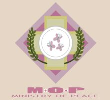 MoP Shirt (Full Logo) by Brisineo