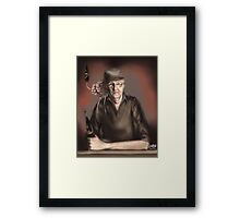 Liquid Drunk Framed Print