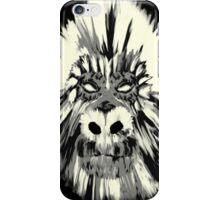 Gorillas in the mist iPhone Case/Skin