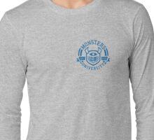 Monster's University  Long Sleeve T-Shirt