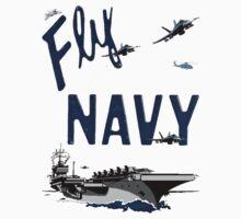 Fly Navy by Scott Dovey