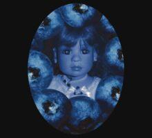 ☀ ツ4 THE LUV OF BLUEBERRIES CHILDRENS (KIDS) TEE SHIRT ☀ ツ Kids Clothes