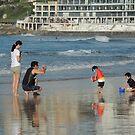 Bondi Beach in winter by observer11