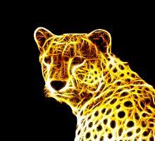 CHEETAH (Glow) by sdrosario1