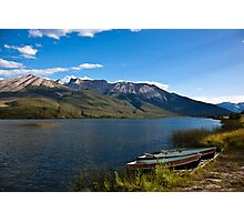 Jasper National Park Photographic Print