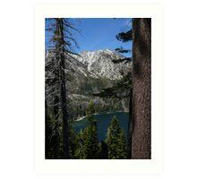 Lake Tahoe Vista Art Print
