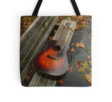 Guild Among the Leaves Tote Bag