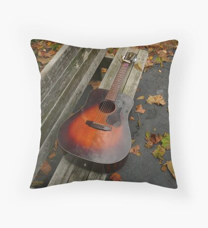 Guild Among the Leaves Throw Pillow