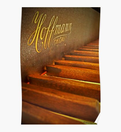 Grandfather's Hoffmann Upright Poster