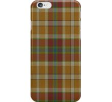 02595 Cameron County, Texas E-fficial Fashion Tartan Fabric Print Iphone Casde iPhone Case/Skin
