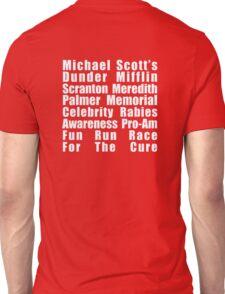 Dunder Mifflin Fun Run Unisex T-Shirt