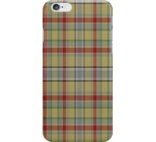 02596 Mobile County, Alabama E-fficial Fashion Tartan Fabric Print Iphone Case iPhone Case/Skin