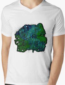 Rosey Love Mens V-Neck T-Shirt
